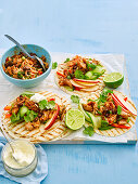 Slow-Cooked Chipotle Pork Tacos
