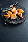 Chinese glazed chicken