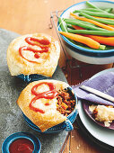Lamb Pot Pies