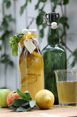 Hop lemonade