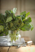 Bouquet of Cabbage Leaves