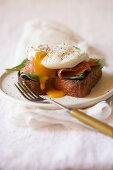 Norwegian Eggs Benedict