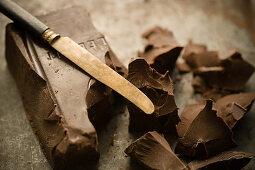 Chocolate Bar Cut