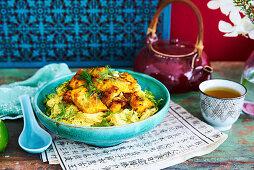 Vietnamese fish curry