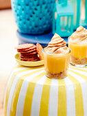 Lemon Meringue jars