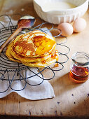Easy Breakfasts Pancakes