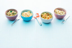 Four quick rice dishes