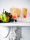 Aperol and Grapefruit Cocktail
