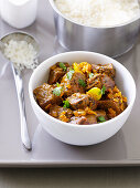 Indian Dry Beef Curry