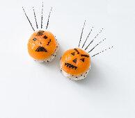 Horror sushi for Halloween