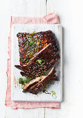Spicy ribs