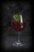 Portwein Cocktail
