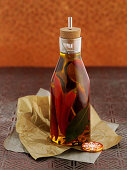 Chilli oil as Christmas present