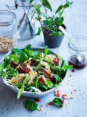 Beef and Wombok Herb Salad