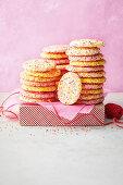 Gluten-free cake mix cookies