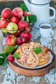 Apple pastries
