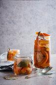 Lacto-fermented squash