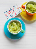 Cabbage Mash for babies (6-9 Months)