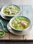Cantonese won ton soup (China)