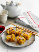 Siu Mai (savoury pastries from China)