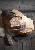 Sweet nut bread