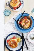 Spanner crab pie