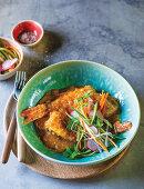Fish in sweet chilli sauce