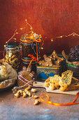 Sweet and savoury Christmas food presents