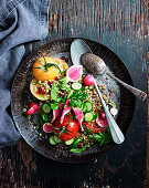 Lebanese Barley Salad