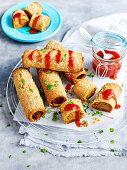 Sausage Rolls (gluten-free)