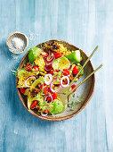 Char-Grilled Corn Salad