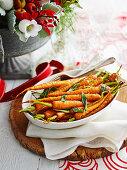 Roast Baby Carrots