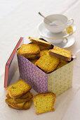 Sweet pistachio bread