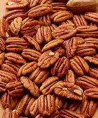 Pecans (filling the picture)