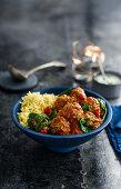 Pork Kofte Curry