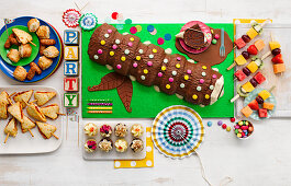 Party food for children