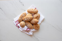 Home made buns