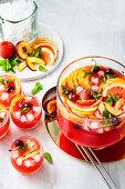 Watermelon citrus punch