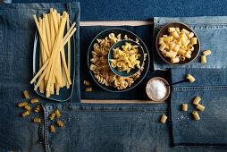 Pasta still life