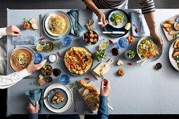 Mediterranean Diet Menu
