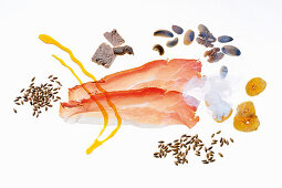 Beer flavourings for Weizenrauchbock – caramel, malt, ham, nuts and banana