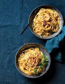 5-ingredient butternut pasta