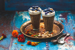 Indian spiced chia Pudding