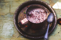 Rose, Almond and Chai Moonmilk