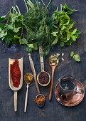 Oriental cuisine seasonings