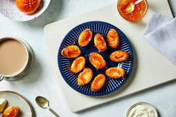 Mandarin friands