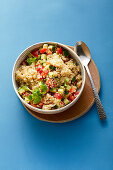 Taboulé with quinoa