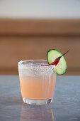 Spicy Vietnamese Cocktail