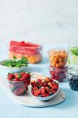 Fresh Summer Berry Salsa