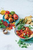 Summer Tomato Confit